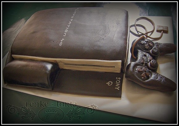 Playstation 3 torta
